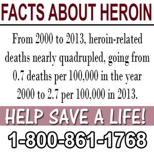 Centers For Disease Control heroin