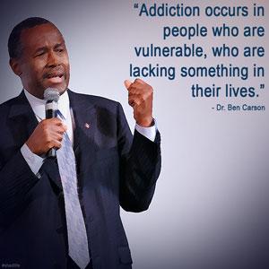 Dr. Ben Carson quote
