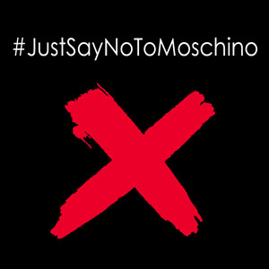 Just Say Moschino
